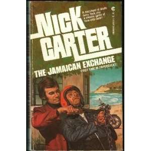 Jamaican Exchange (9780441516339) Nick Carter Books
