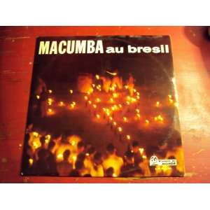Macumba au Bresil [Brazil voodoo] Various Brazilian