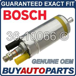 GENUINE VOLVO FUEL PUMP 240 244 245 740 760 960 BOSCH