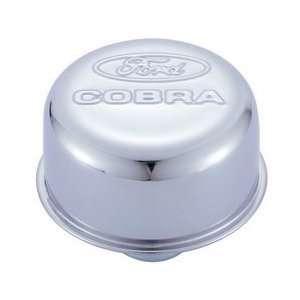 PROFORM 302 225 Ford Cobra Air Breather Cap Chrome Push In