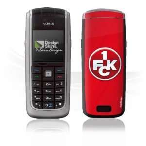 Design Skins for Nokia 6021   1. FCK Logo Design Folie