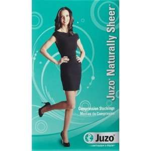 Juzo 2102ATFF10 IV Naturally Sheer Compression Pantyhose