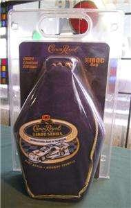 KURT BUSCH CROWN ROYAL 2004 IROC SERIES BOTTLE & BAG 750ML CANADIAN