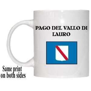 Region, Campania   PAGO DEL VALLO DI LAURO Mug: Everything Else