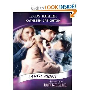 Lady Killer (Intrigue Largeprint) (9780263215847