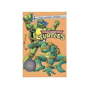 Teenage Mutant Ninja Turtles Season 2 DVD Toys & Games