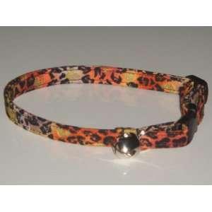Black Gold Red Orange Purple Green Cheetah Leopard Animal Print