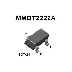 MMBT2222A NPN SMT Transistor: Electronics