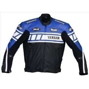 Joe Rocket Yamaha Champion Superbike Jacket   54/Blue