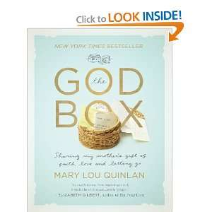 The God Box Sharing My Mothers Gift of Faith, Love and