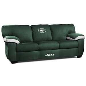 New York Jets NFL Team Logo Classic Sofa