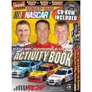 Richard Childress Racing Activity Kit w/ CD & Stickers