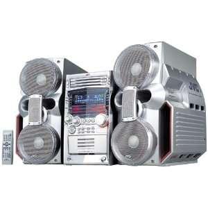 JVC HX Z3 Compact Stereo System Electronics