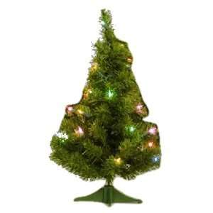 Pine 35 Multi Color Lights Christmas Tree (C802874)