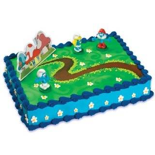 Wilon Smurf Cake Pan (502 4033, 1983) Peyo Wallace Berrie & Co., Inc