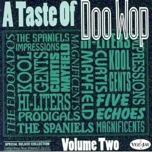 Taste of Doo Wop Vol.2 Various Music