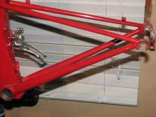 1993 Javelin Steel Aero Time Trial Frame Size Medium, Vintage & Rare M