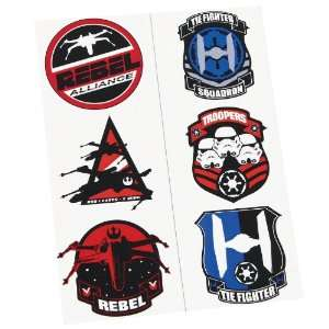 Star Wars Feel The Force Temporary Tattoos Toys & Games