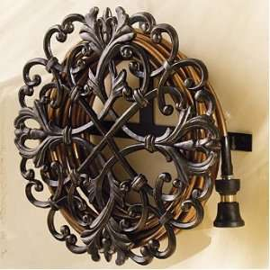 Classic Wall mount Hose Holder   Frontgate Patio, Lawn & Garden