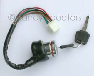 WIRES IGNITION KEY SWITCH B 50 70cc 90cc 110cc ATV