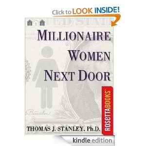 Millionaire Women Next Door: The Many Journeys of Successful American