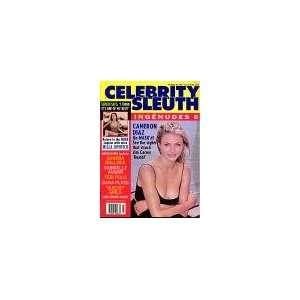 Celebrity Sleuth Vol. 8 # 7 [Single Issue Magazine]