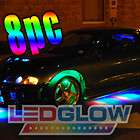 MILLION COLOR LED UNDER GLOW CAR LIGHTS & WHEEL WELL