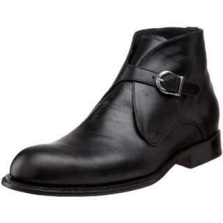 Esquivel Mens Gaston Buckle Boot   designer shoes, handbags, jewelry