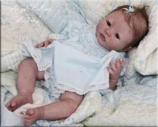 Complete Beginner Starter Kit Reborn Vinyl Doll Baby AUBREY Denise