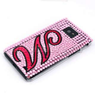 BLING CASE COVER POUCH SAMSUNG GALAXY S 2 II i9100 104