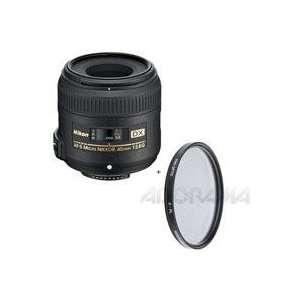 Nikon 40mm f/2.8G AF S DX Micro Nikkor Lens   U.S.A