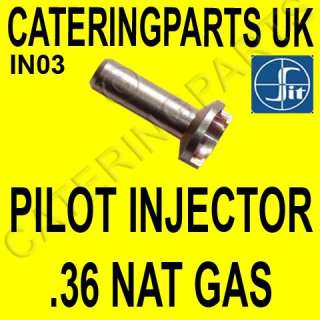 Other pilots and injectors are available in our shop