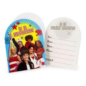 By Hallmark Disney High School Musical Friends 4 Ever Invitations