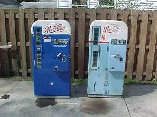 1950S VMC Pepsi 81 Soda Machine PRO Restored Coke Vendo