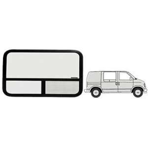 CRL T Slider Window   Side Door 1985+ Chevy/GMC Astro/Safari 39 1/4 x