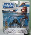 Star Wars Unleashed Battle Pack 2008 Droid factory From Clone Wars
