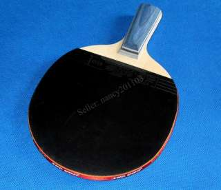 Ping Pong Table Tennis Racket Paddle Bat DHS 1006 NEW