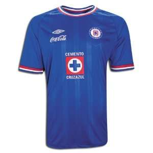 Cruz Azul Home Jersey 2011/12 (Large)