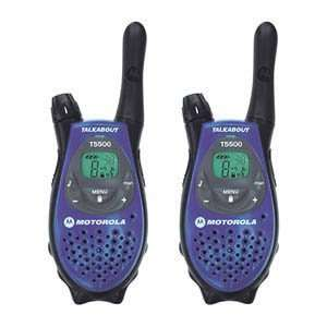 2 pack FRS/GMRS 8 mile Recharg