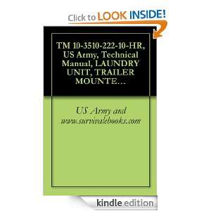 TM 10 3510 222 10 HR, US Army, Technical Manual, LAUNDRY UNIT, TRAILER