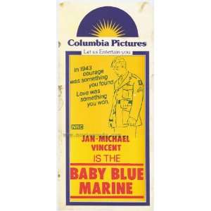 Baby Blue Marine Movie Poster (11 x 17 Inches   28cm x