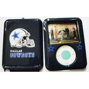 Apple Ipod Nano 3rd Generation Dark Blue Cowboys Style