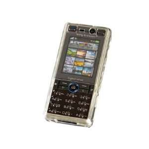 iTALKonline Hard Solid PolyCarbonate Clear (Transparent) Crystal Case