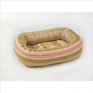 Bowsers Donut Bed   X Donut Dog Bed in Riviera Size Small