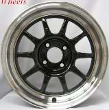 15 ROTA GT3 RIM CIVIC CRX SI XA XB INTEGRA MIATA WHEELS
