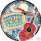 country birthday party supplies