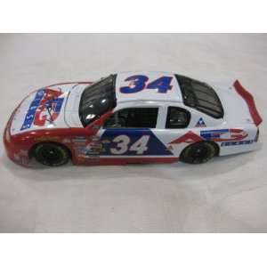 David Green AFG Glass Red, White and Blue 2000 Chevy Monte Carlo with
