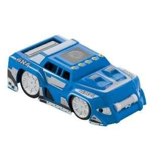 Spinmaster Air Hogs Zero Gravity Micro Car   Blue Rugged Toys & Games