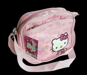 Pink Hello kitty handbag shoulder bag coin purse wallet