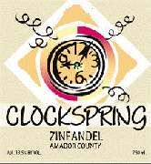 Mountain View Clockspring Zinfandel 2006